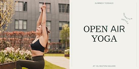 Yoga on Summer Terrace tickets