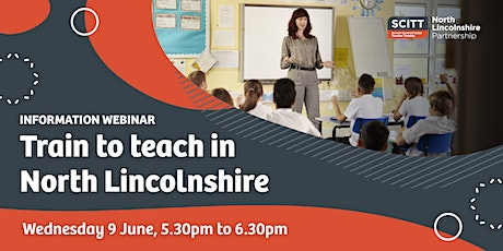 Train to teach in North Lincolnshire (Information Event) tickets