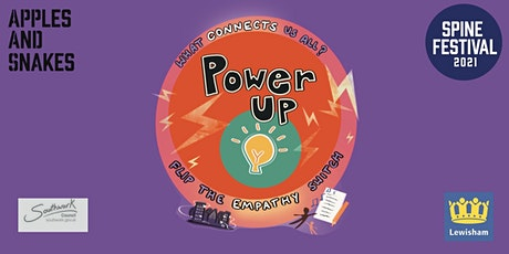 Power up - flip your  Empathy Switch is back!  Spine Festival 2021 tickets