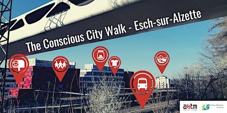 The Conscious City Walk - Esch-Uelzecht (Op Lëtzebuergesch) billets