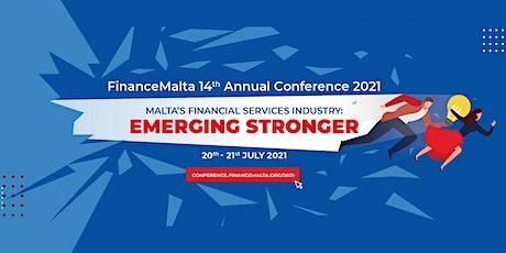 FinanceMalta 14th Annual Conference 2021 tickets