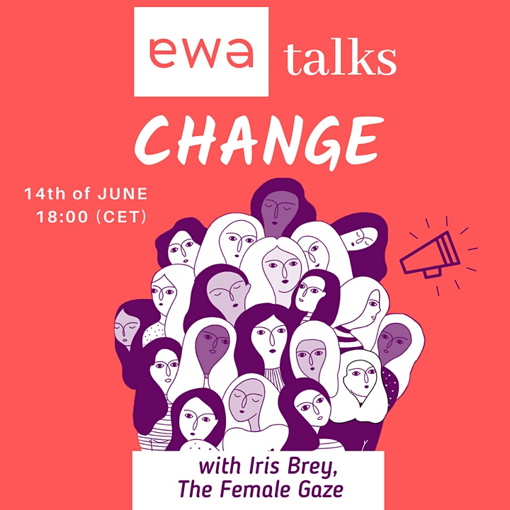 EWA talks Change with IRIS BREY image