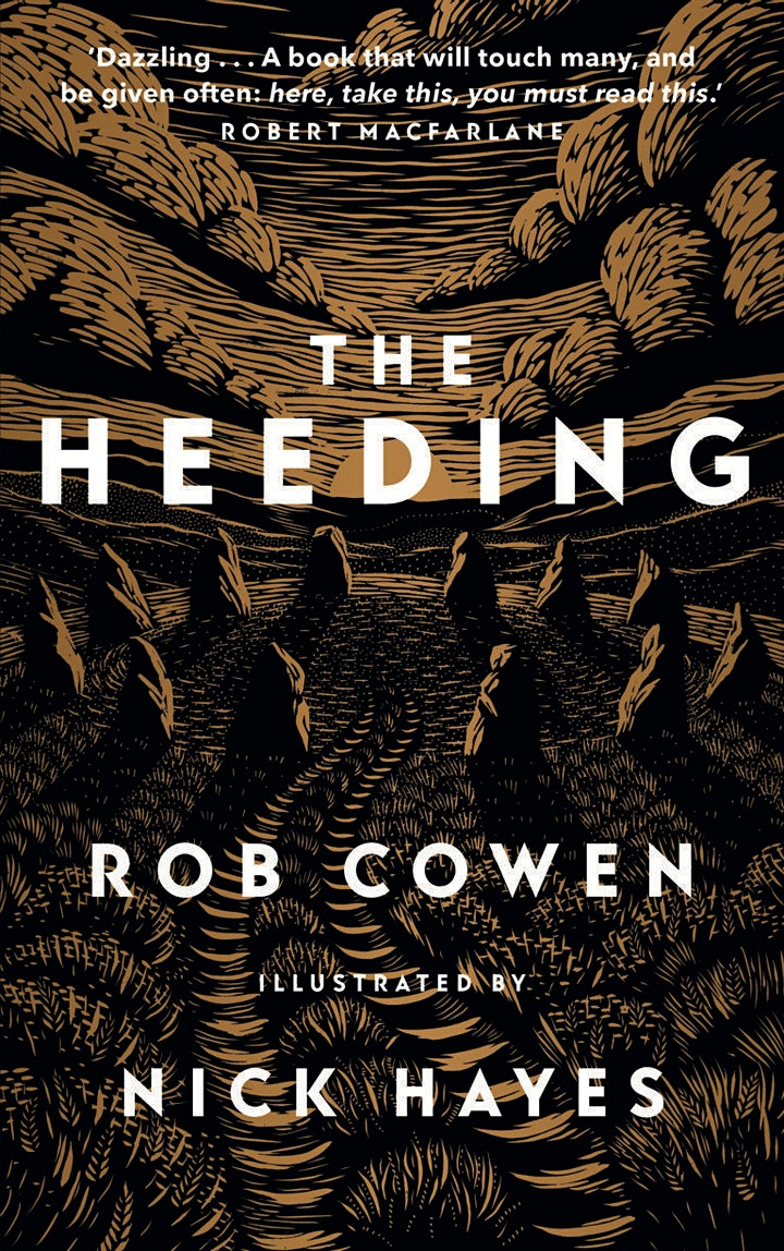Signing event with Rob Cowen: 2pm - 2.30pm image