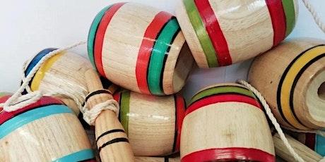 Juegos tradicionales mexicanos: El balero entradas