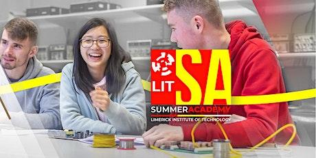 LIT Summer Academy 2021 tickets