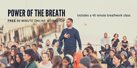 Power of the Breath: FREE WORKSHOP tickets
