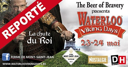 REPORTÉ - Waterloo Viking Days tickets