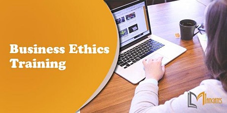 Business Ethics 1 Day Virtual Live Training in Derby tickets
