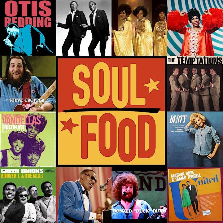 Favourites of Motown, Stax & Atlantic- Classic Album Night SHOW 1:5/8/21 image
