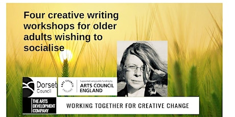 Creative Writing and Conversation Cafe with Sarah Acton tickets