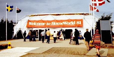 Homeworld 40 Film Screening In The Sky Room tickets