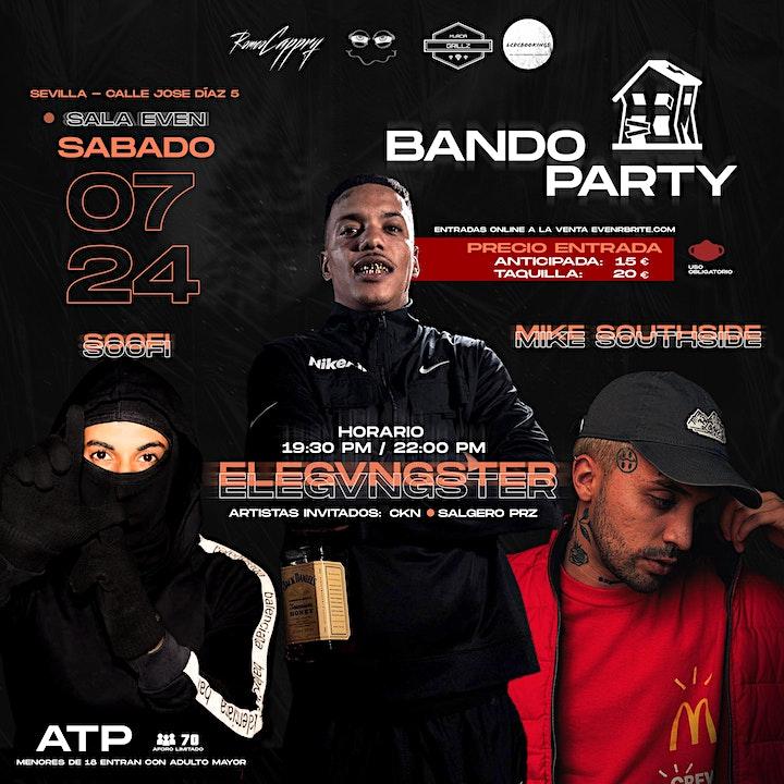 Imagen de Bando party