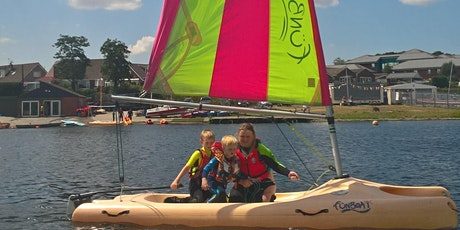 Funboat Sailing - July 2021 tickets