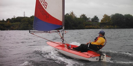 Dinghy Sailing - Coached Hire August 2021 tickets