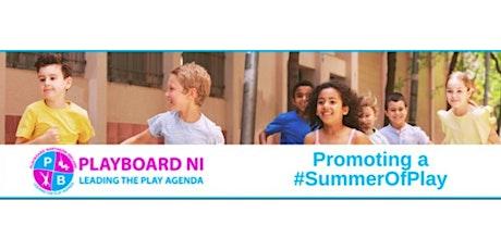 Summer of Play Workshop tickets
