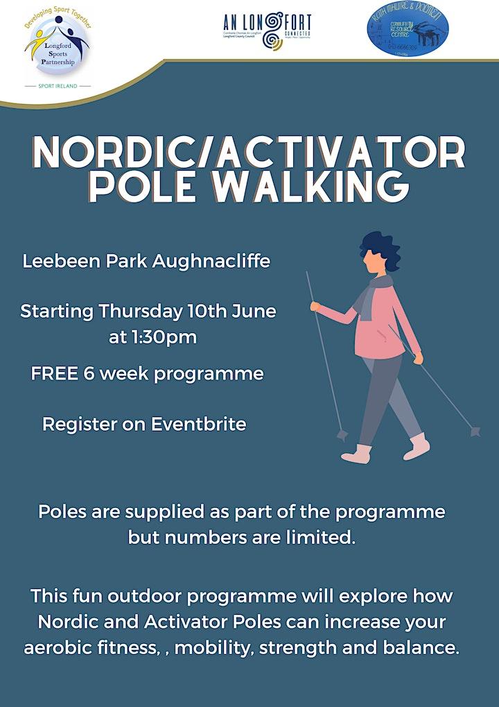 Nordic/Activator Pole Walking image
