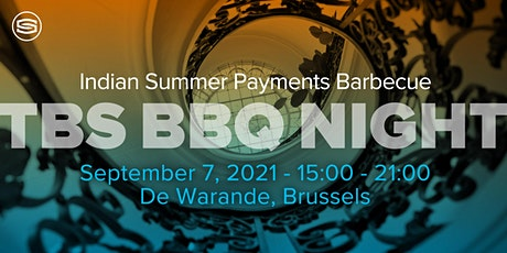 The Banking Scene Indian Summer BBQ Night tickets