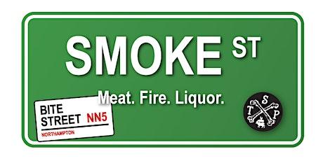 Smoke Street - July 2/3/4 tickets