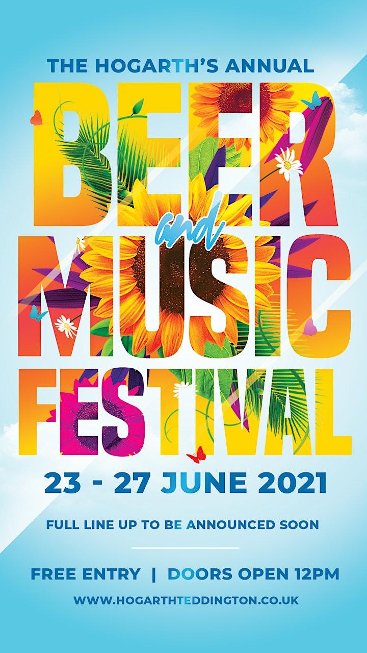 Beer & Music Festival image