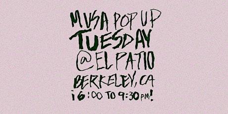 Art Pop up at El Patio tickets