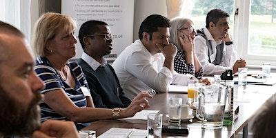 #BusComm Northampton Business Networking Breakfast