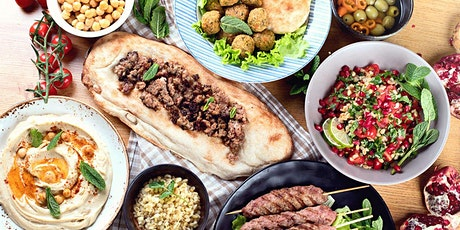 REfUSE Restaurant Night: Turkish food tickets
