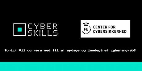 Vil du være med til at opdage og imødegå et cyberangreb?  v. CFCS tickets