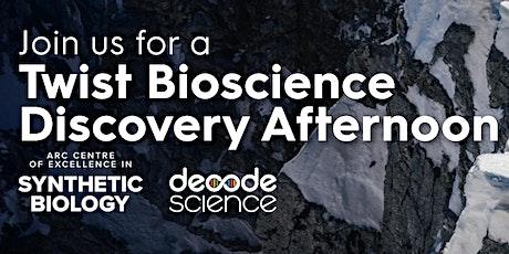 Twist Bioscience Discovery Afternoon Sydney tickets