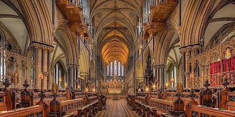 Three Choirs Festival Eucharist tickets