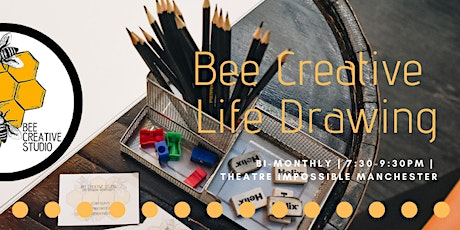 Life Drawing Session in Deansgate, Manchester tickets