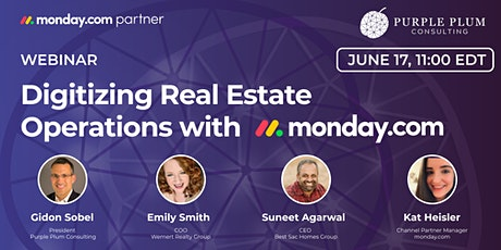 Digitizing Real Estate Operations with monday.com tickets