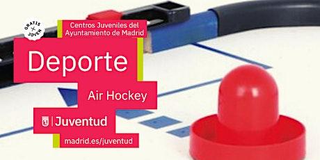 Air Hockey tickets