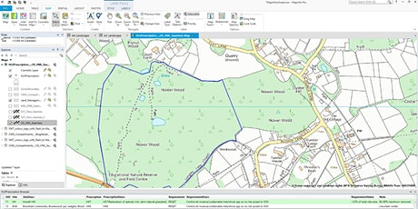GIS for Beginners: Guide & Application - ONLINE (Nov '21) tickets