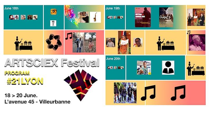 ARTSCIEX - Festival annuel image