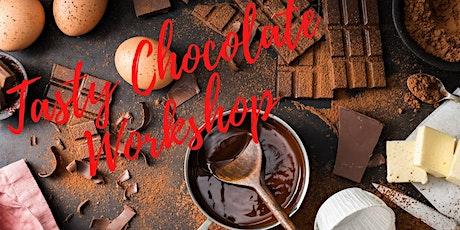 Tasty Chocolate Making Workshop tickets