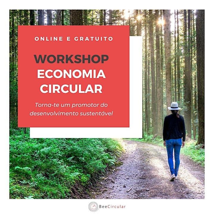 imagem Workshop Online de Economia Circular