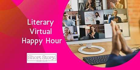 Literary Virtual Happy Hour tickets
