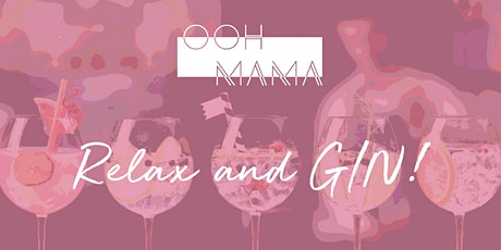 Relax & GIN! tickets