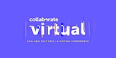 Collaborate Virtual Tickets