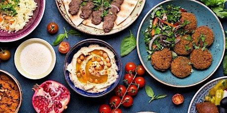 REfUSE Restaurant Night: Lebanese cuisine tickets