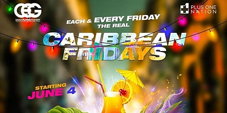 Caribbean Fridays At Jimmys With Free Rum Punch tickets