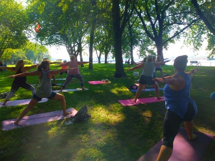 Kayak, Yoga & Picnic by the lake image