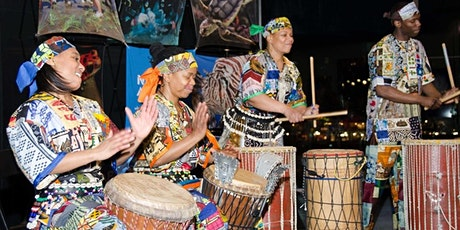 African Drumming and Percussions Master Class and Workshop tickets