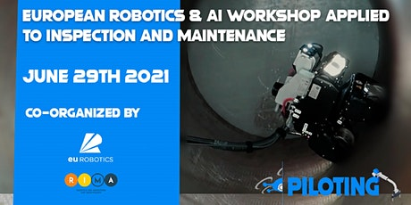 European Robotics & AI workshop applied to Inspection and Maintenance tickets