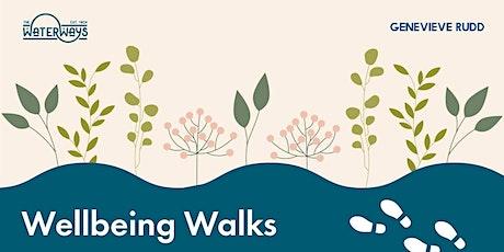 Waterways Wellbeing Walks tickets
