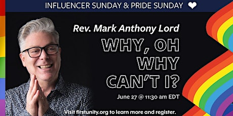 PRIDE Sunday Celebration at First Unity Spiritual Campus tickets