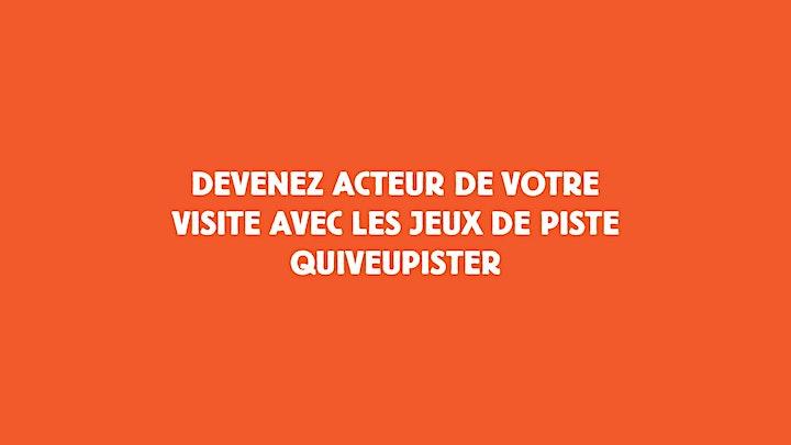 Image pour Jeu de piste Quiveutpister Rennes