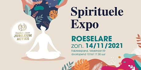 Spirituele Beurs Roeselare • Bloom Expo tickets