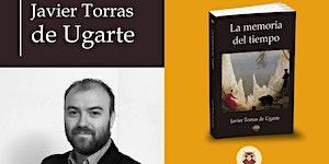 Feria del Libro de Madrid: Javier Torras de Ugarte