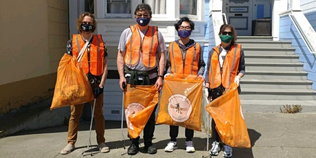 Masonic Ave Cleanup and Waste Audit - Part 1 tickets